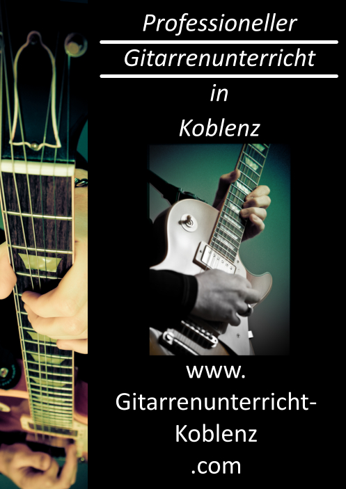 gitarrenunterricht koblenz gitarre spielen lernen. Black Bedroom Furniture Sets. Home Design Ideas